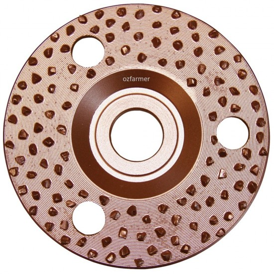 Hoof Grinding and Cutting Disc Standard For Electric Grinder
