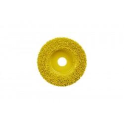 Yellow Medium Grit Rasp Disc - suits Boss Tools Trimmer