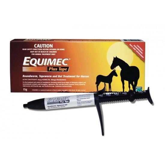 Equimec Plus Horse Wormer Paste 15g