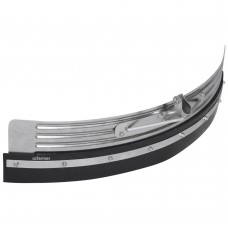 Muck Scraper Curved 66cm Galv Floor Squeegee