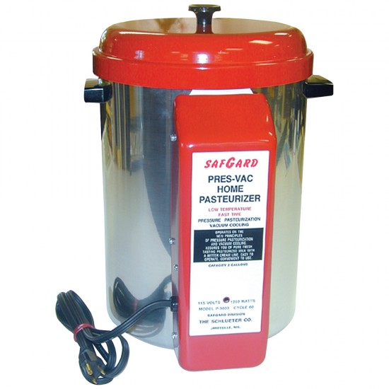 Pasteuriser SafGard 7.5 litre