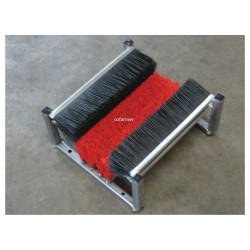 Triple Brush Boot Cleaner Farming Supplies