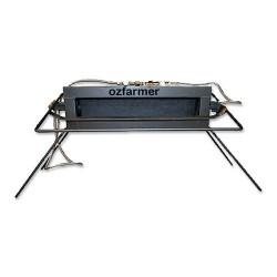 Gas Branding Furnace Jumbo Complete - Double Burner