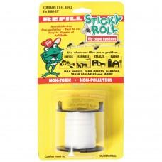 Fly Catcher Sticky Roll Mini-kit Refill