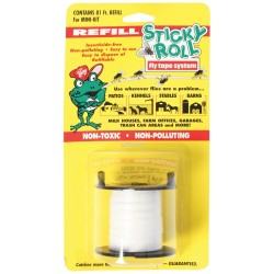 Fly Catcher Sticky Roll Mini-kit Refill
