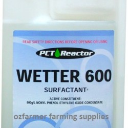 Reactor Wetter 600 Spray Additive 1 litre