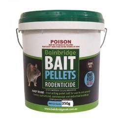 Mouse Rat Rodent Bait Pellets 350g
