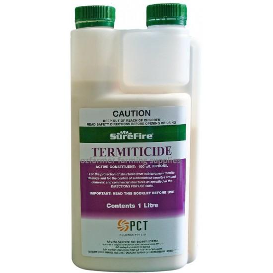 Surefire Termiticide and Insecticide 1 Litre