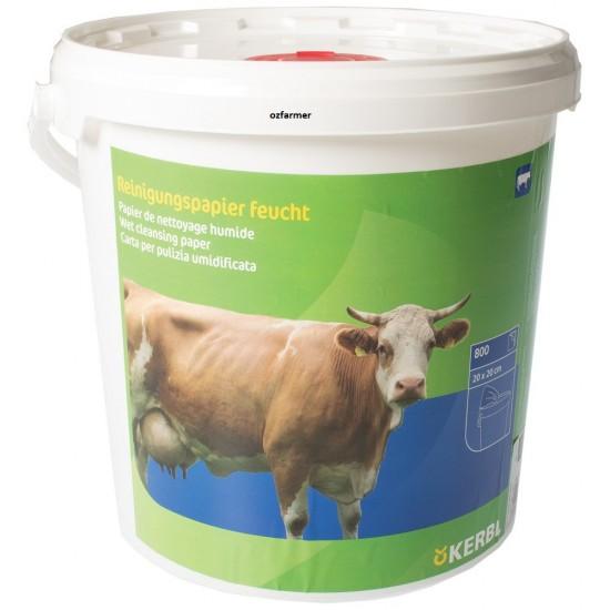 Dairy Wipes 800 pack