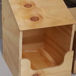 IO Poultry Layer Box - Single