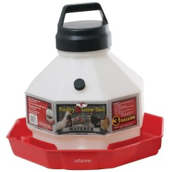 Little Giant Poultry Drinker Chickens Turkeys - 12 litre or 20 litre