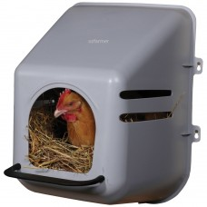 Poultry Nesting Box Wall Mounted Little Giant USA Made