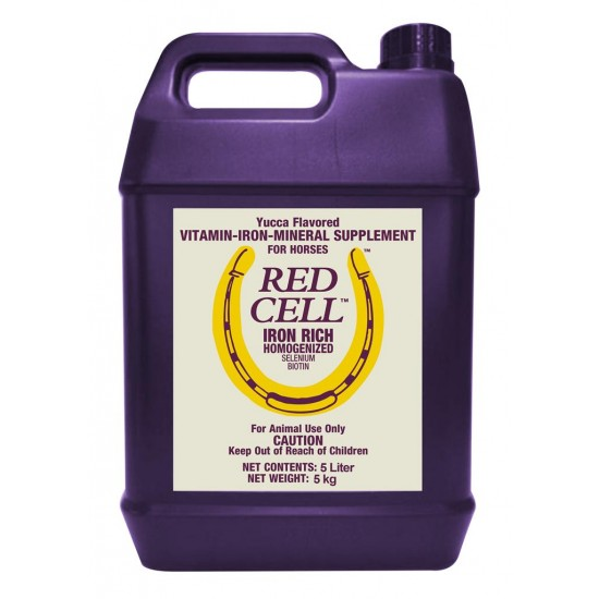 Red Cell Supplement for Energy and Stamina