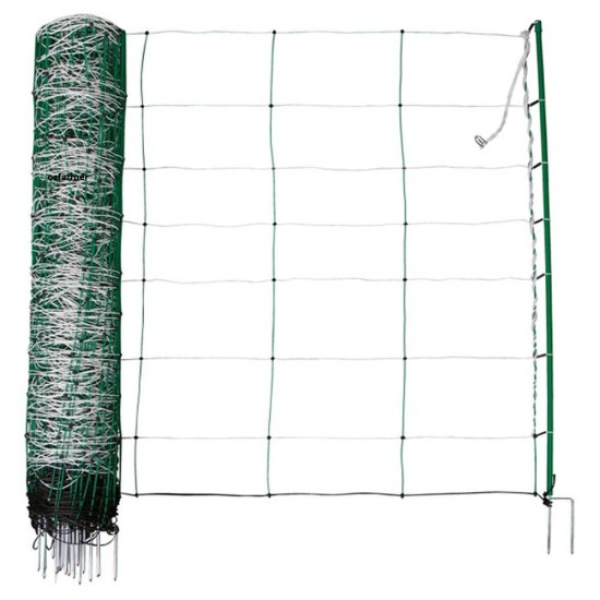 Topline Plus Electric Sheep / Goat / Horse / Calf Netting Suits Uneven Ground