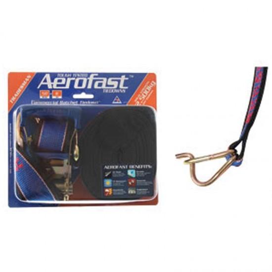 Tiedown Aerofast Ratchet 6mx50mm K-Hook