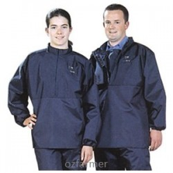 Dairy Jacket / Pants Waterproof Windproof Breathable Fabric Drytex Farming Supplies