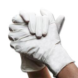 Latex Gloves Large