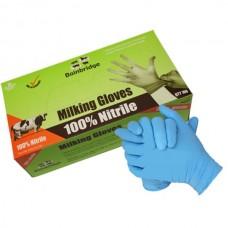 Nitrile Milking Gloves Large
