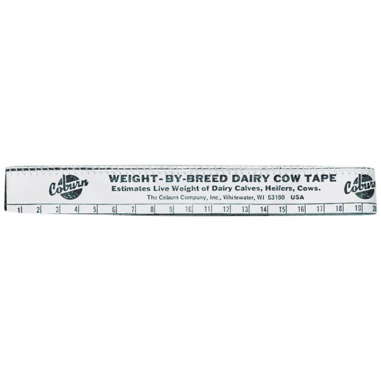 Weight Tape Cattle Pig Goat Horse