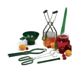 6 Piece Canning Preserving Accessory Set