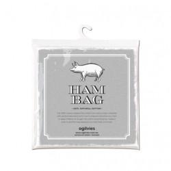 Ham Bag 100% Natural Cotton