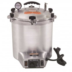 All American Electric Steriliser / Autoclave 25 Quart (24 Litre) 50X-240V