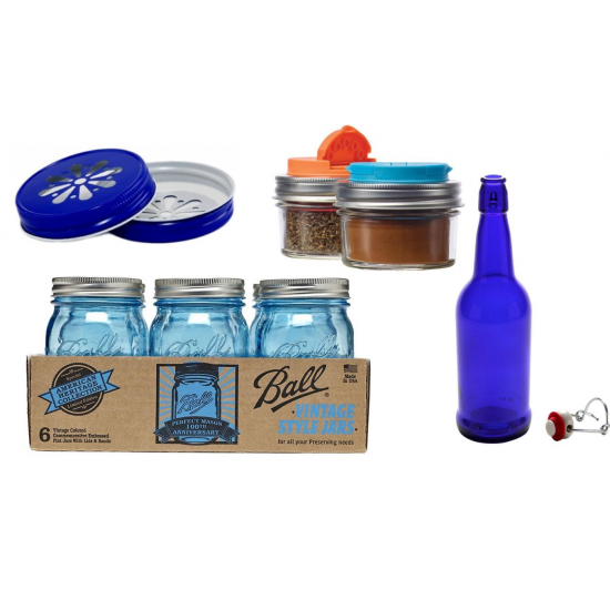 Blue Package Free Shipping Australia and NZ