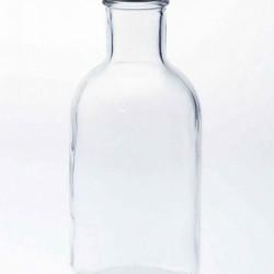 12 x Bell 16oz / Pint Stout Sauce Bottles - Lids Not Included