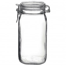 1.5 litre Bormioli Rocco Fido Swing Top Preserving  Jar