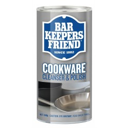 Barkeeper's Friend Cookware Cleanser 340g