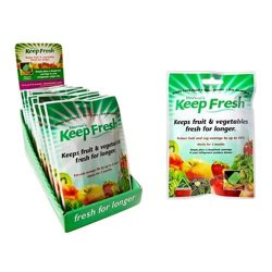 Keep Fresh Fruit & Vege Fridge Saver Refill Cartridge only