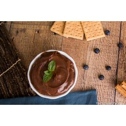 Chocolate Pudding Mix Up to 25 Year Shelf Life Emergency Food