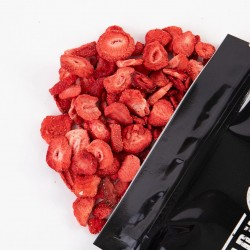 Freeze-Dried Strawberries Up to 25 Year Shelf Life