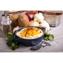 Grannies Homestyle Potato Soup Up to 25 Year Shelf Life Emergency Food