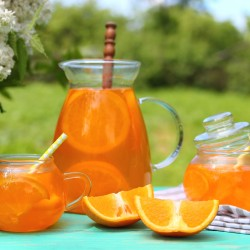 Orange Energy Drink Mix Up to 25 Year Shelf Life Emergency Food