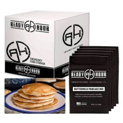 Buttermilk Pancake Mix Up to 25 Year Shelf Life Emergency Food