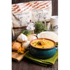 Cheesy Broccoli and Rice Soup Up to 25 Year Shelf Life Emergency Food