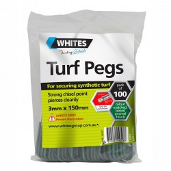 Turf Pegs For Securing Artificial Grass / Synthetic Turf /Weedmat / Netting