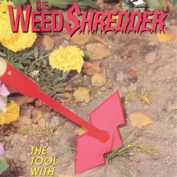 Weed Shredder Hoe