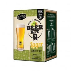 Brew It Yourself Beer Kit - Homemade Beer Lager - Bottles not Included
