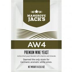 Wine Yeast AW4 Germanic Aromatic White Wines