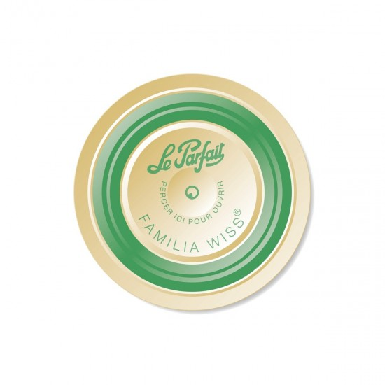 100mm Le Parfait Familia Wiss Sealing Cap / Disc Pack of 12