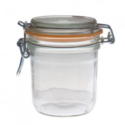 6 x 275ml Le Parfait TERRINE jar with seal
