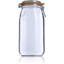 3000ml Le Parfait SUPER jar with seal