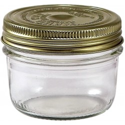 350ml Le Parfait Familia Wiss Preserving Mason Jar