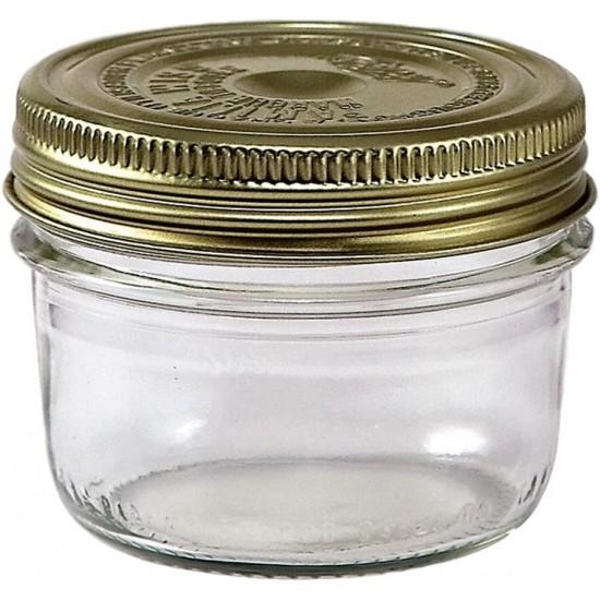 350ml Le Parfait Familia Wiss Preserving Mason Jar