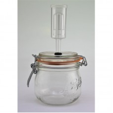 500ml Le Parfait Fermenting Jar With Fermenting Lid BPA Free
