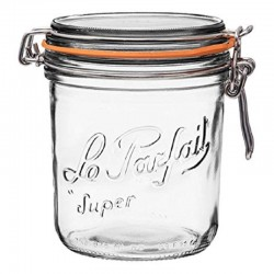 750ml Le Parfait TERRINE jar with seal Le Parfait France