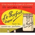 Le Parfait Lids and Seals