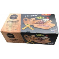 Classic Guillotine Sausage Slicer Perfect Aperitifs Made in France